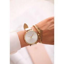 Zegarki damskie: Biały Zegarek Open It