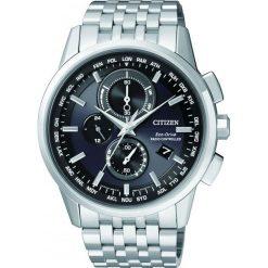 ZEGAREK CITIZEN Radio Controlled AT8110-61E. Czarne zegarki męskie CITIZEN, ze stali. Za 2190,00 zł.