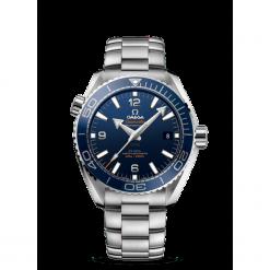 ZEGAREK OMEGA Seamaster Planet Ocean 215.30.44.21.03.001. Niebieskie zegarki męskie OMEGA, ceramiczne. Za 23900,00 zł.