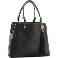 Torebka JENNY FAIRY - RH2005 Black. Czarne torebki klasyczne damskie marki Jenny Fairy, ze skóry ekologicznej. Za 119,99 zł.