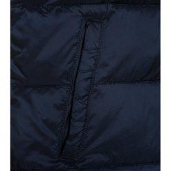 GANT THE PUFFER VEST Kamizelka dark blue. Niebieskie kamizelki dziewczęce marki GANT, z materiału. Za 929,00 zł.