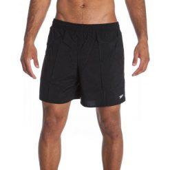 Kąpielówki męskie: Speedo Szorty kąpielowe Solid Leisure Czarne r. M (8-156910001)