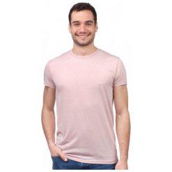 Brave Soul T-Shirt Męski Gonzalob S Różowy. Fioletowe t-shirty męskie marki KIPSTA, m, z elastanu, z długim rękawem, na fitness i siłownię. W wyprzedaży za 42,00 zł.