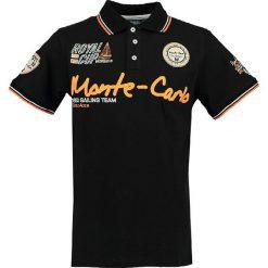 """Koszulki polo: Koszulka polo """"Karo"""" w kolorze czarnym"""