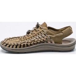 Keen - Sandały Uneek. Szare sandały męskie marki Keen, z gumy, z okrągłym noskiem. W wyprzedaży za 319,90 zł.