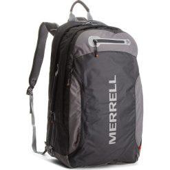 Plecak MERRELL - Morley JBS22647 Black 010. Czarne plecaki męskie marki Merrell, z tkaniny, sportowe. W wyprzedaży za 219,00 zł.