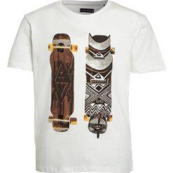T-shirty chłopięce z nadrukiem: IKKS TEE  Tshirt z nadrukiem ivoire