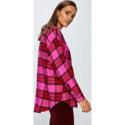 Levi's - Koszula. Brązowe koszule damskie w kratkę Levi's®, l, z bawełny, casualowe, z klasycznym kołnierzykiem, z długim rękawem. Za 279,90 zł.