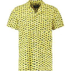 Koszule męskie na spinki: Mads Nørgaard RONE SONIC Koszula yellow dot