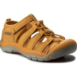 Sandały KEEN - Newport H2 1018267 Beeswax. Żółte sandały chłopięce Keen, na lato. W wyprzedaży za 169,00 zł.
