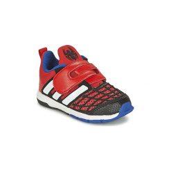 Buty Dziecko adidas  DISNEY SPIDER-MAN C. Czerwone trampki chłopięce Adidas, z motywem z bajki. Za 159,20 zł.