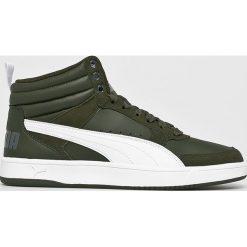Puma - Buty Rebound Street v2. Szare buty skate męskie Puma, z materiału. W wyprzedaży za 239,90 zł.