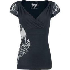 Black Premium by EMP Jeanne Koszulka damska czarny. Czarne bluzki wizytowe marki Black Premium by EMP, xl, z poliesteru. Za 79,90 zł.