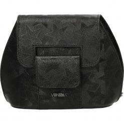 Torebka - 156-003-O L N. Szare torebki klasyczne damskie Venezia, ze skóry. Za 199,00 zł.