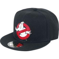 Czapki z daszkiem damskie: Ghostbusters Ghost Logo Czapka Snapback czarny