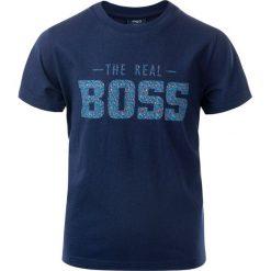 T-shirty chłopięce: BEJO Koszulka chłopięca Quote JRB granatowy r. 152