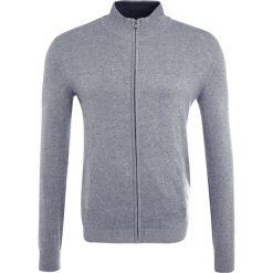 Swetry rozpinane męskie: CELIO FEGILET Kardigan heather grey mid