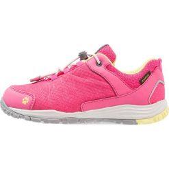 Buty sportowe damskie: Jack Wolfskin PORTLAND TEXAPORE LOW  Obuwie hikingowe tropic pink
