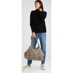 Kipling Torba na zakupy warm grey. Szare torebki klasyczne damskie Kipling. W wyprzedaży za 314,25 zł.