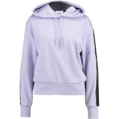 Bluzy damskie: Cheap Monday RUSH HOOD BRUSH STROKES  Bluza z kapturem dust lilac