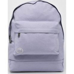 Mi-Pac - Plecak. Niebieskie plecaki damskie Mi-Pac, z bawełny. Za 199,90 zł.