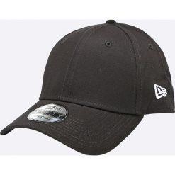 New Era - Czapka. Czarne czapki z daszkiem męskie New Era. Za 79,90 zł.