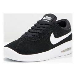 Nike SB BRUIN MAX VAPOR (GS) Tenisówki i Trampki black/white. Czarne tenisówki męskie Nike SB, z materiału. W wyprzedaży za 271,20 zł.
