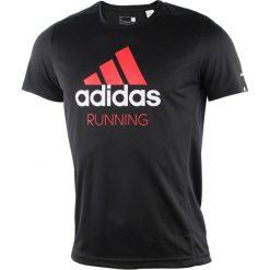 T-shirty męskie: koszulka do biegania męska ADIDAS PES RUN TEE / AY6981