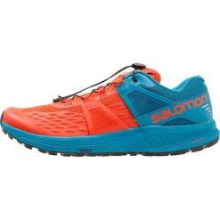 Salomon ULTRA PRO Obuwie do biegania Szlak cherry tomato. Czerwone buty do biegania męskie marki Salomon, z gumy. Za 649,00 zł.