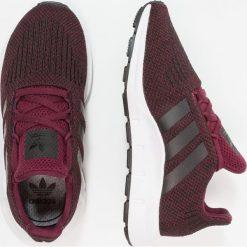 Adidas Originals SWIFT RUN Tenisówki i Trampki maroon/core black/footwear white. Czerwone tenisówki męskie marki adidas Originals, z materiału. Za 249,00 zł.