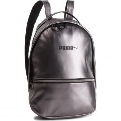 Plecak PUMA - Prime Classics 075407  Silver. Szare plecaki damskie Puma, ze skóry ekologicznej, eleganckie. Za 229,00 zł.