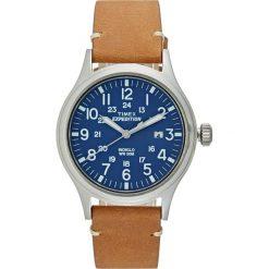 Timex EXPEDITION SCOUT Zegarek silberfarben. Szare zegarki męskie Timex. W wyprzedaży za 220,35 zł.