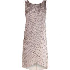 Sukienki hiszpanki: Adrianna Papell Sukienka koktajlowa platinum