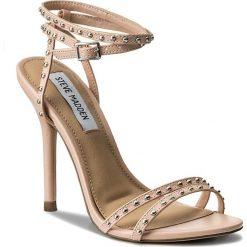 Sandały damskie: Sandały STEVE MADDEN – Wish Sandal 91000730-07004-09003 Blush