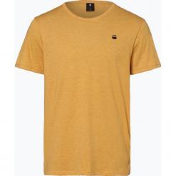 G-Star - T-shirt męski – Base-S, żółty. Żółte t-shirty męskie marki G-Star, m, z dżerseju. Za 99,95 zł.