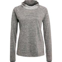 Erima GREEN CONCEPT Koszulka sportowa darkgrey melange. Szare t-shirty damskie Erima, z elastanu, z długim rękawem. W wyprzedaży za 156,75 zł.