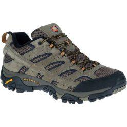 Buty trekkingowe męskie: MERRELL Buty męskie Moab 2 Ventilator Wlanut r. 45  (J06011)