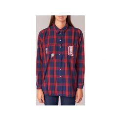 Koszule Yurban  HERDON. Czerwone koszule wiązane damskie Yurban, l. Za 90,30 zł.