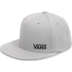 Czapka z daszkiem VANS - Splitz VN000CFKAF1 Frost Grey. Szare czapki z daszkiem męskie marki Vans, z bawełny. Za 119,00 zł.