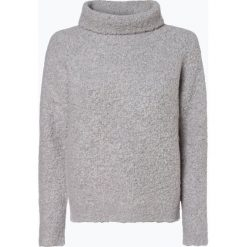 Someday - Sweter damski z dodatkiem alpaki – Tulip, szary. Szare swetry klasyczne damskie someday., z dzianiny. Za 549,95 zł.