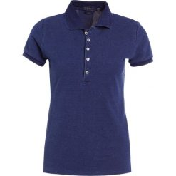 Polo Ralph Lauren JULIE SHORT SLEEVE Koszulka polo dark indigo. Niebieskie bralety Polo Ralph Lauren, s, z bawełny, polo. Za 419,00 zł.