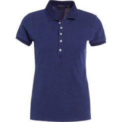 Bluzki damskie: Polo Ralph Lauren JULIE SHORT SLEEVE Koszulka polo dark indigo
