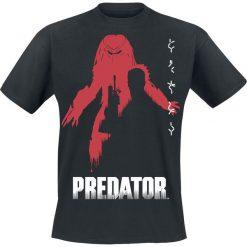 Predator Poster T-Shirt czarny. Czarne t-shirty męskie z nadrukiem Predator, xxl, z okrągłym kołnierzem. Za 74,90 zł.
