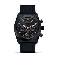ZEGAREK TUDOR FASTRIDER BLACK SHIELD 42000CN BLACK INDEX BRONZE W-RUB. Czarne zegarki męskie TUDOR, ceramiczne. Za 20390,00 zł.