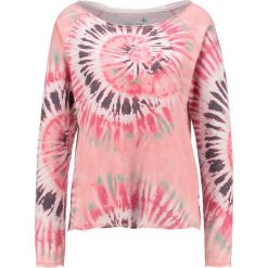 Bluzy rozpinane damskie: Juvia TIE DYE Bluza blossom