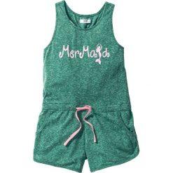 Odzież dziecięca: Kombinezon z kieszeniami bonprix miętowy