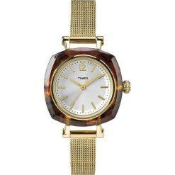 Zegarek Timex Damski TW2P69900 Classic Collection złoty. Żółte zegarki damskie Timex, złote. Za 236,50 zł.