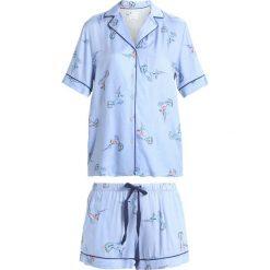 Piżamy damskie: Triumph BOYFRIEND SET Piżama blue/dark combination