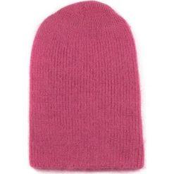 Czapka damska Miękki styl różowa. Czerwone czapki zimowe damskie Art of Polo. Za 47,34 zł.