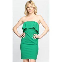 Zielona Sukienka Summer Heat. Zielone sukienki hiszpanki Born2be, na lato, s. Za 69,99 zł.